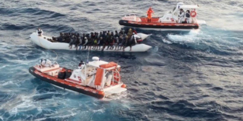 Mueren 162 inmigrantes en naufragio frente a Egipto