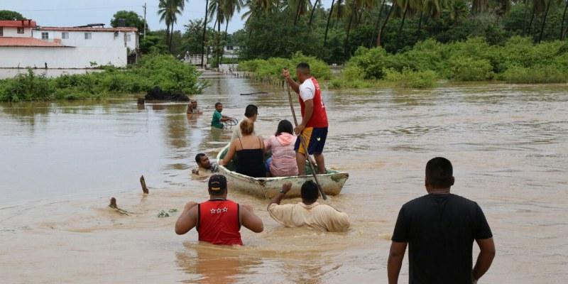 Declaran desastre natural en Guerrero, Sinaloa y BCS