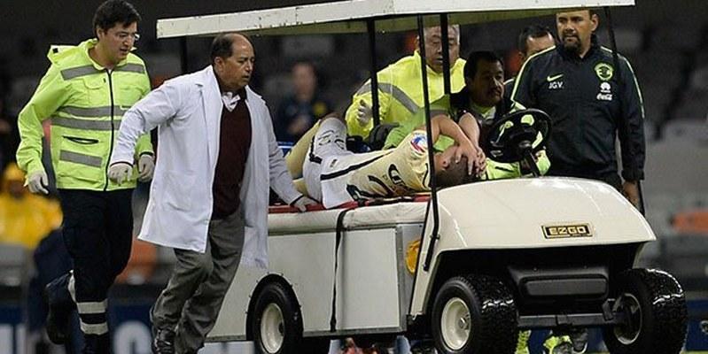 Paul Aguilar será valorado tras sufrir lesión