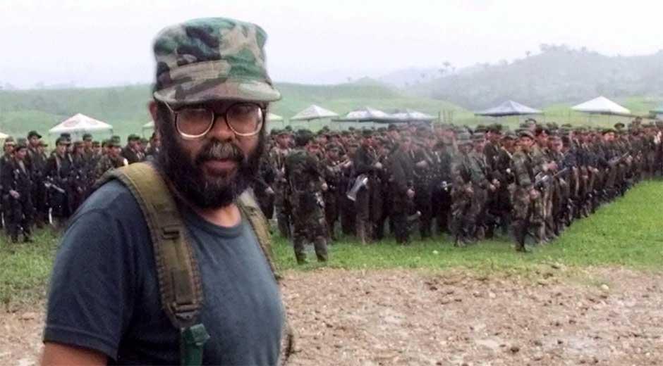 Jefe de las FARC pide perdón a las víctimas del conflicto colombiano