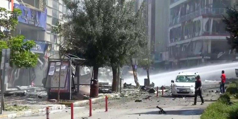 Coche bomba deja 48 heridos en Turquía