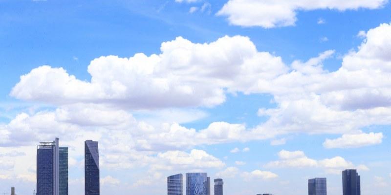 Buena calidad del aire en CDMX
