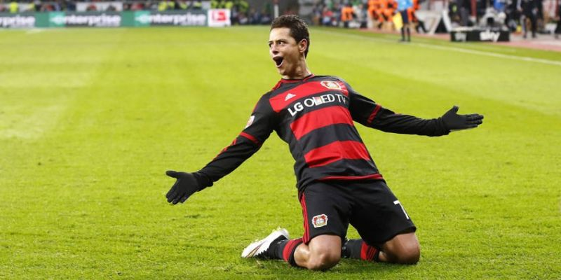 'Chicharito' podría tener minutos para enfrentar al sublíder de Bundesliga
