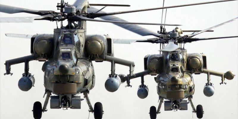 Busca Rusia vender helicópteros de combate a Perú
