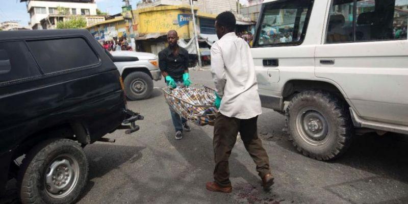 Pide Papa seguridad para Haití tras asesinato de monja