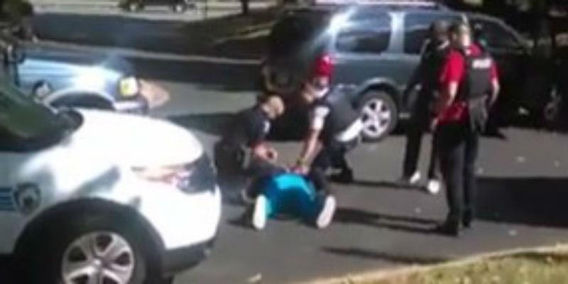 Video: policía de Charlotte disparó a hombre desarmado
