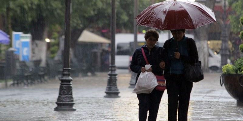 Seguirán las lluvias en el país