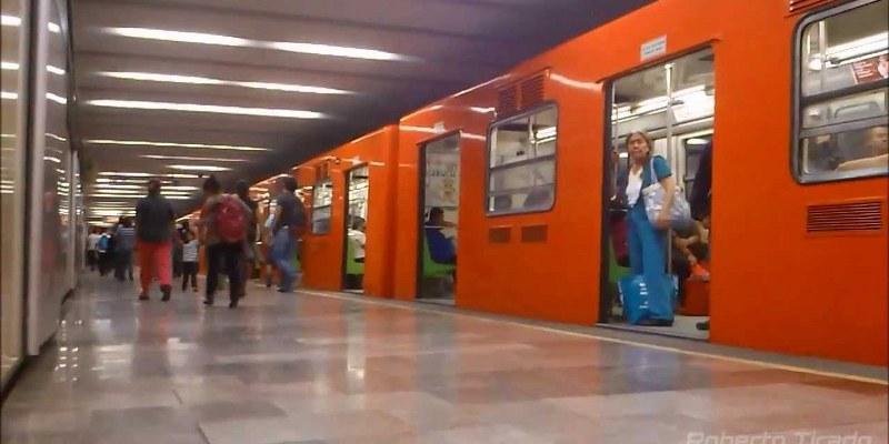 Mexiquenses prefiere metro a transporte público por inseguridad