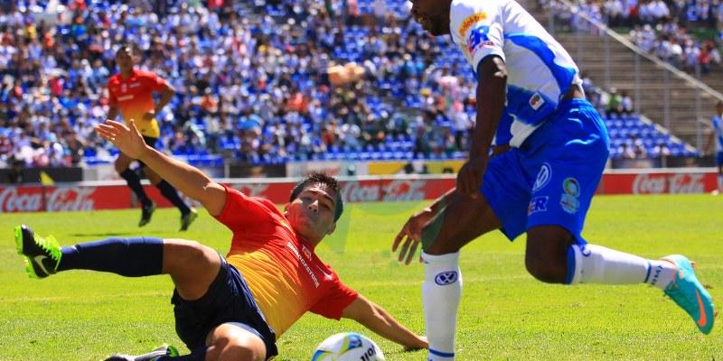 Monarcas y Puebla se miden con la mirada en el descenso
