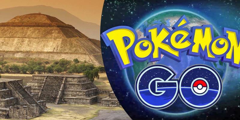 Piden que Teotihuacán sea zona libre de Pokemon