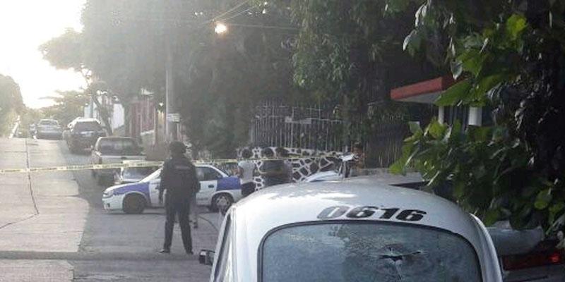 Matan a dos taxistas y un urbanero en Acapulco