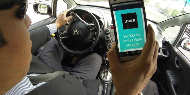 Convoca CDMX validar vehículos de Uber y Cabify