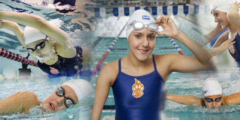 Mexicana va por medalla en natación