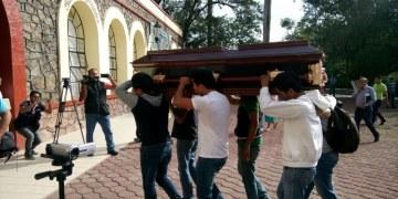 Condenan OSC asesinato de normalistas y otras cuatro personas 7