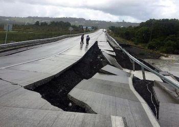 Terremoto en Chile provoca pánico sin registrarse muertes 4