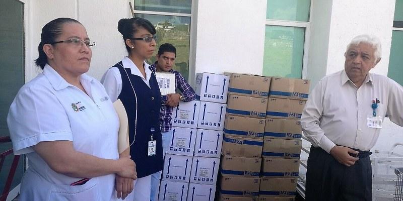 Al menos 600 ingresos atendió Hospital General de Chilpancingo en una semana
