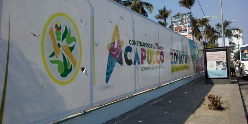 Se desentiende la STM de Acapulco de edificios abandonados