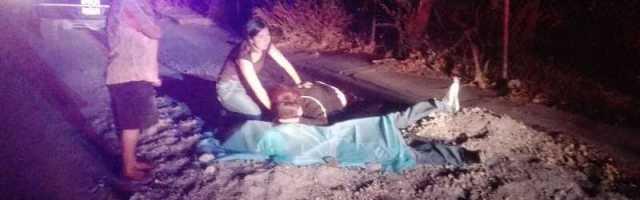 Motociclista muerto por descuido de Capach