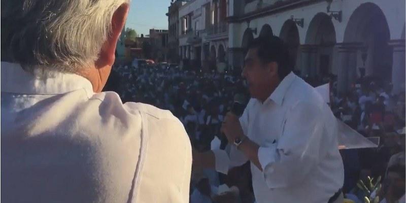 'A México se lo va llevar la chingada' si no gana AMLO: Huicho Domínguez