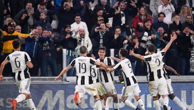 Juventus recibe al Barcelona en cuartos de final de Liga de Campeones
