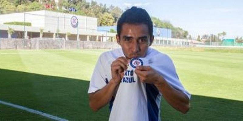 'Continuidad del plantel', dice mediocampista del Cruz Azul, Rafael Baca