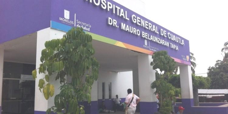 Exhiben filtraciones en Hospital General de Cuautla [VIDEO] 1