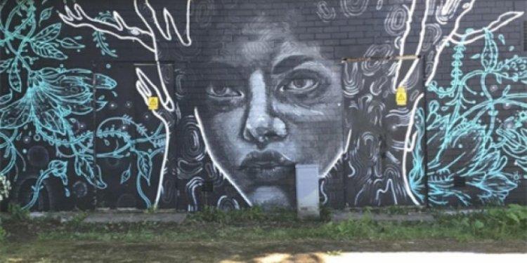 Artistas mexicanos regalan arte urbano al mundo 1