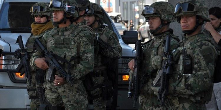 Con ayuda de la Marina liquidan a 'El Ojos' en CDMX 1