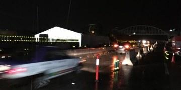 Abren circulación de Paso Exprés a vehículos ligeros y autobuses 12