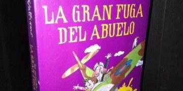 'La increíble historia de... la gran fuga del abuelo' está en español 6
