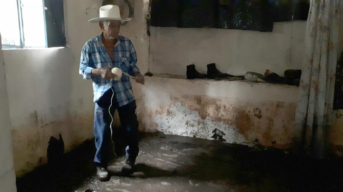 Muere un hombre por desborde de presa en Morelos [VIDEOS] 1