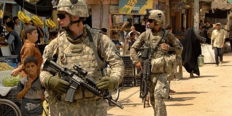 Más tropas a Afganistán