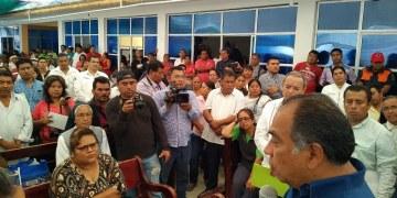 Gobernador evalúa afectaciones en La Montaña de Guerrero 7