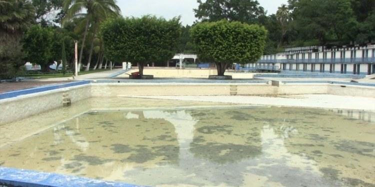 Balneario en Morelos
