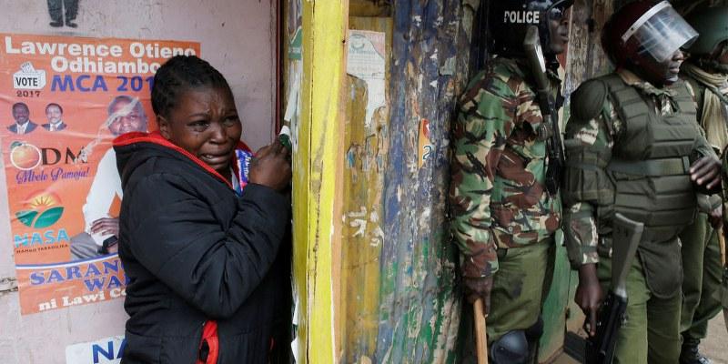 Miedo impide a kenianos votar en elección presidencial