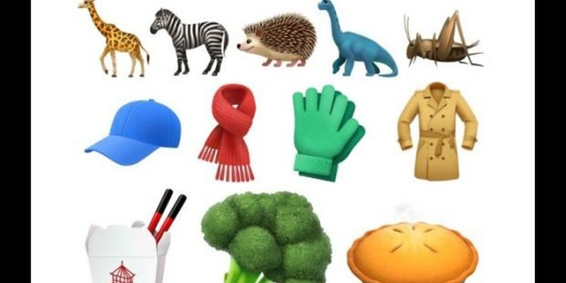 Actualización de iOS 11. 1 incluye más de 70 emojis nuevos