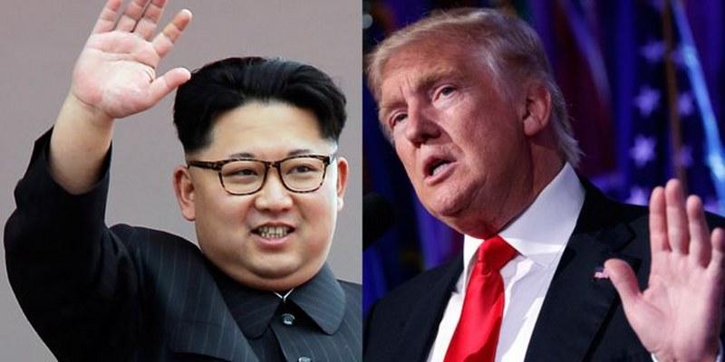 Trump llega a China, para hablar de Corea del Norte