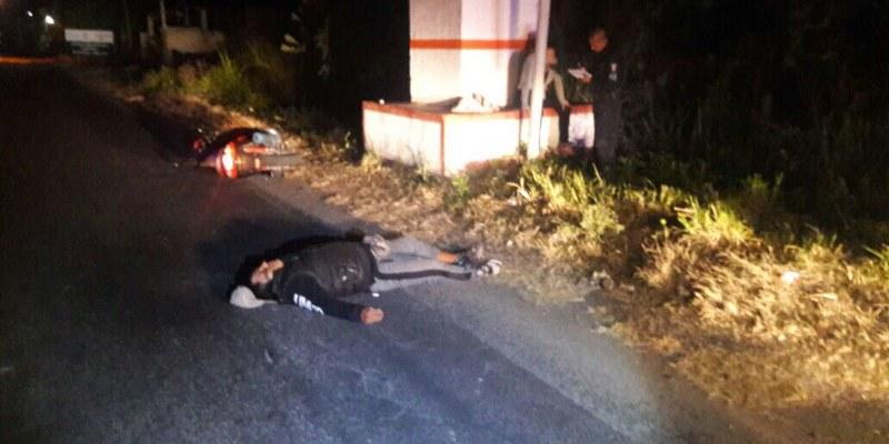 Matan a balazos a pareja en el sur de Morelos
