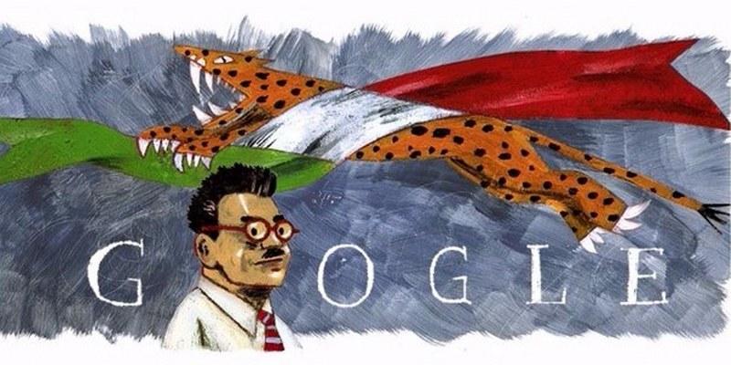 Doodle de Google rinde homenaje a muralista mexicano