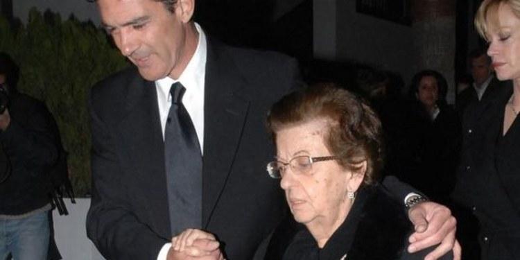 Madre de Antonio Banderas