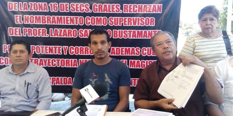 Acusan a supervisor de Acapulco por malos tratos