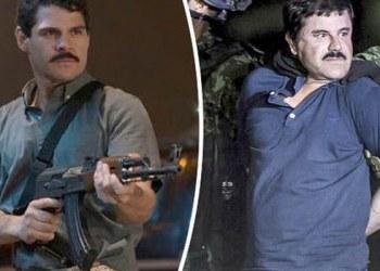 """Marco de la O es originario de Tecpan de Galeana e interpreta a """"El Chapo"""""""
