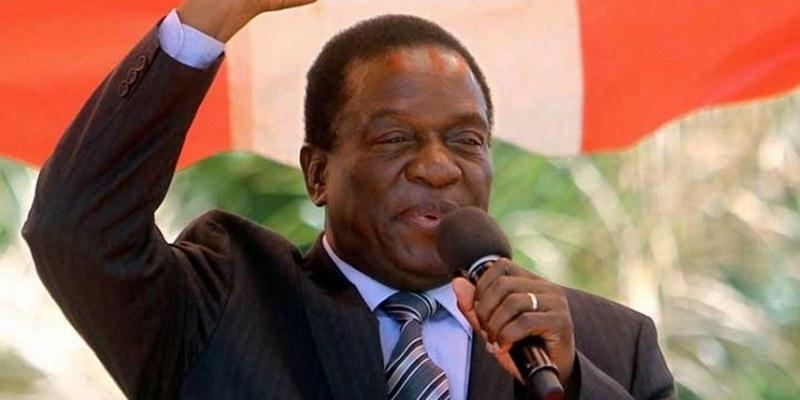 Mnangagwa listo para asumir el poder de Zimbabwe en crisis