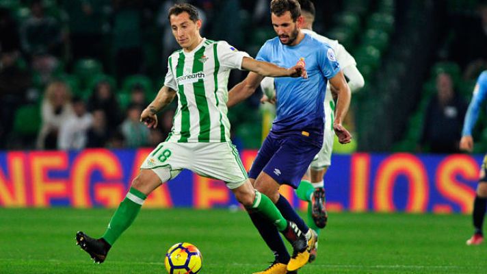 Dos minutos de auténtica locura Betis 2-2 Girona