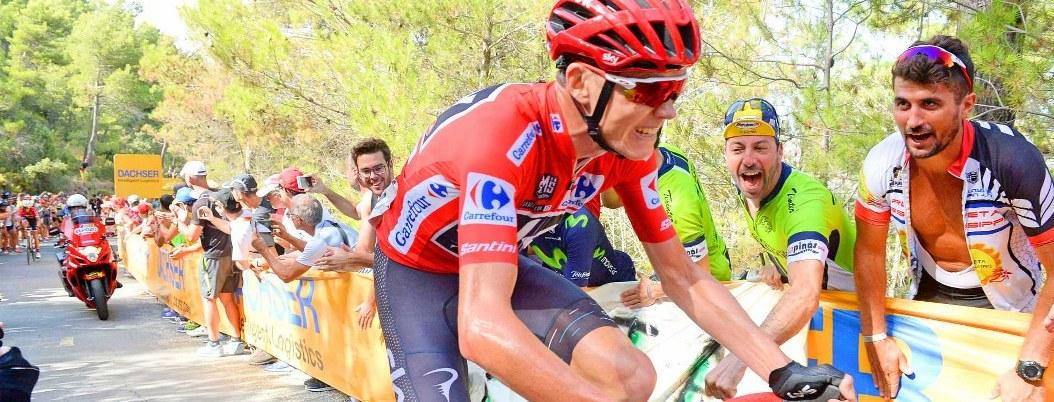 Ciclista británico Chris Froome descarta haber violado reglamento