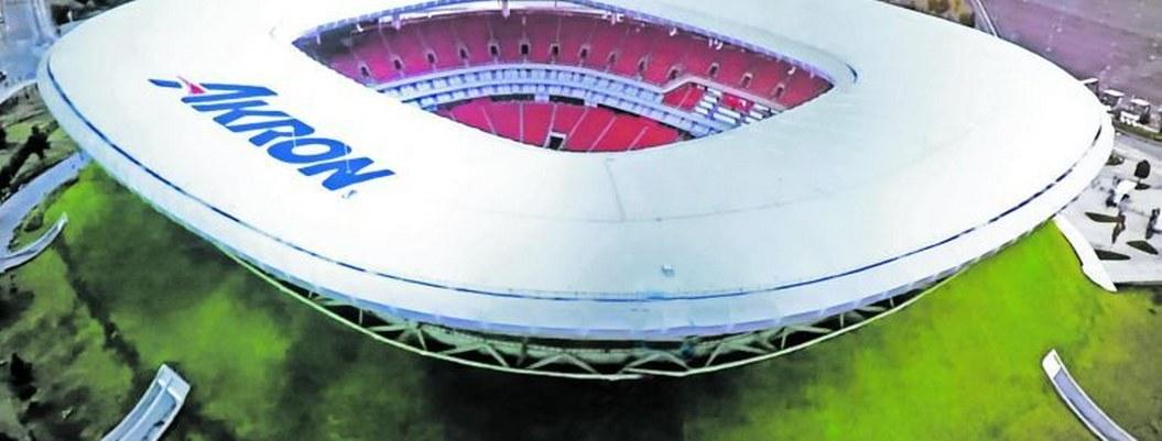 Estadio Akron, es el nuevo nombre de la casa de Chivas