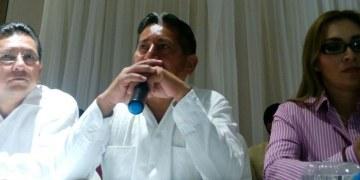 PRD: nueve 'tribus' apoyan a Sebastián de la Rosa para el Senado 12