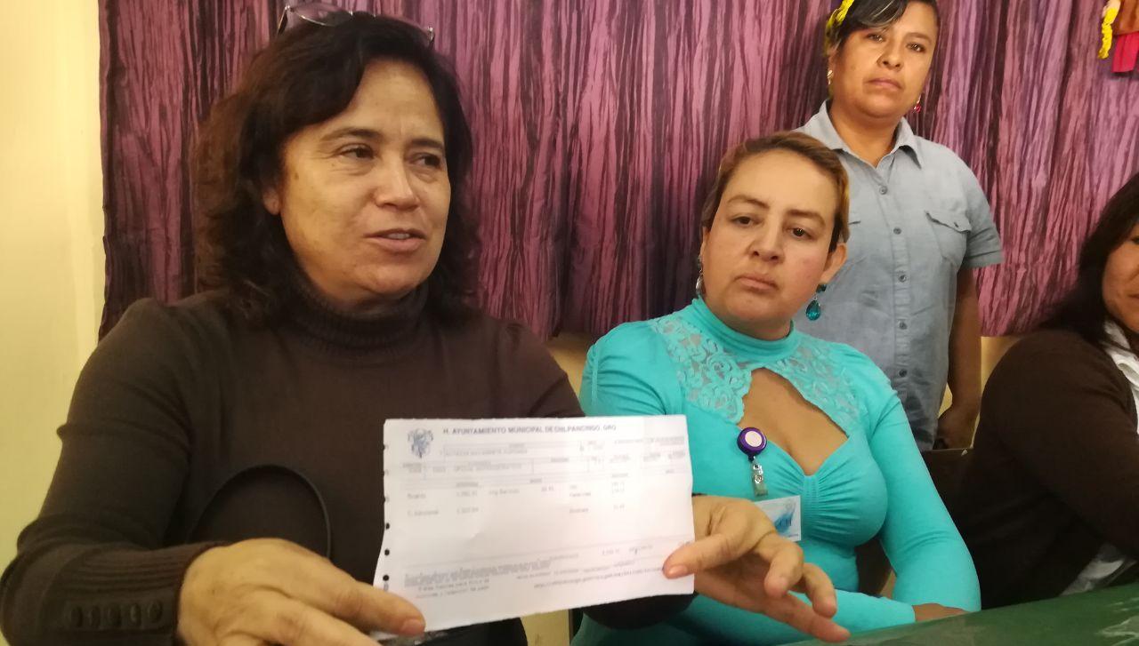 Chilpancingo: no son 'aviadoras', dicen trabajadoras del ayuntamiento 1