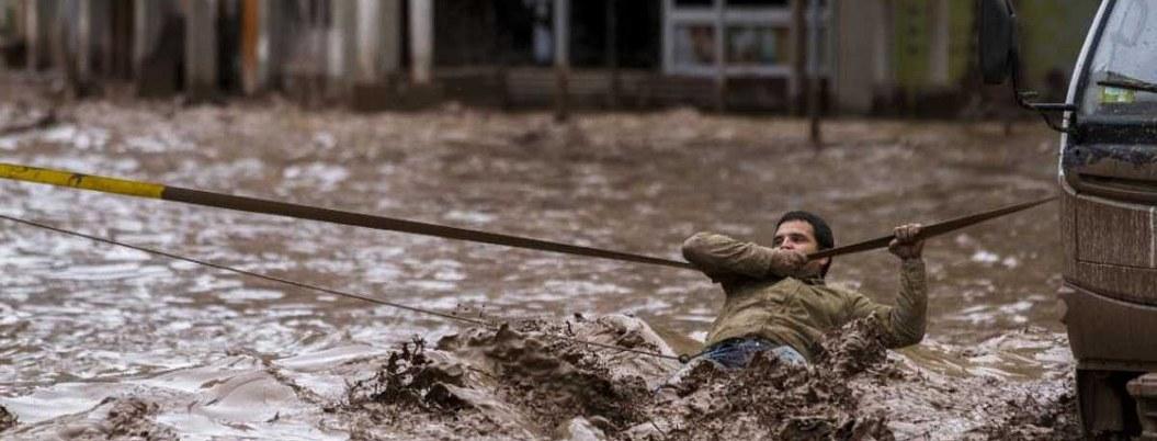 Suman ya tres muertos y 15 desaparecidos por aluvión en Chile
