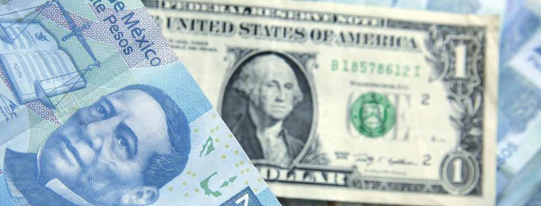 Dólar supera los 22 pesos; moneda mexicana a la baja por COVID-19